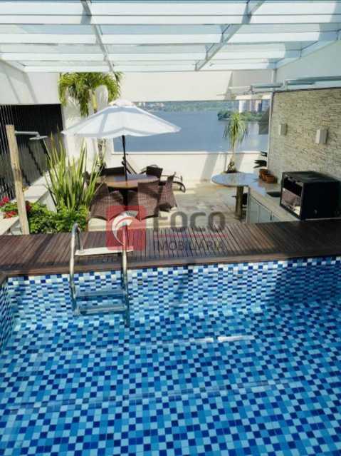 10 - Cobertura à venda Avenida Epitácio Pessoa,Ipanema, Rio de Janeiro - R$ 8.100.000 - JBCO40102 - 12
