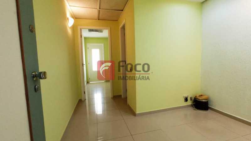 RECEPÇÃO - Sala Comercial 28m² à venda Rua Dois de Dezembro,Flamengo, Rio de Janeiro - R$ 530.000 - JBSL00093 - 5
