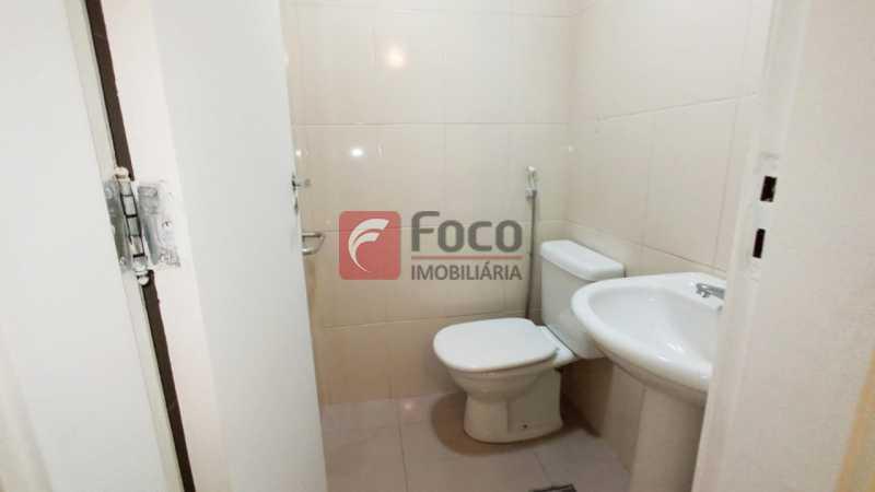BANHEIRO SOCIAL - Sala Comercial 28m² à venda Rua Dois de Dezembro,Flamengo, Rio de Janeiro - R$ 530.000 - JBSL00093 - 12