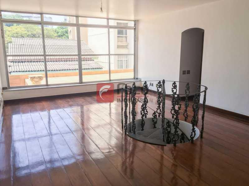 1 - Casa de Vila à venda Travessa Visconde de Morais,Botafogo, Rio de Janeiro - R$ 3.000.000 - JBCV50003 - 4