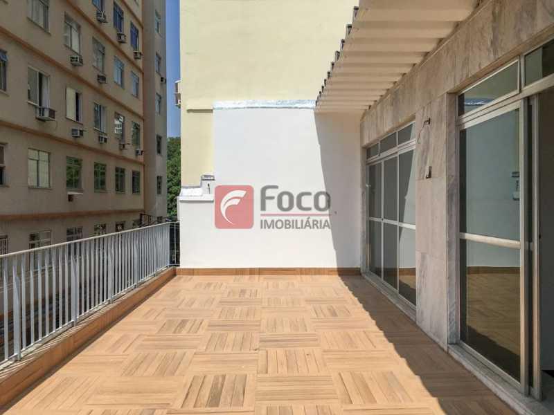 3 - Casa de Vila à venda Travessa Visconde de Morais,Botafogo, Rio de Janeiro - R$ 3.000.000 - JBCV50003 - 3