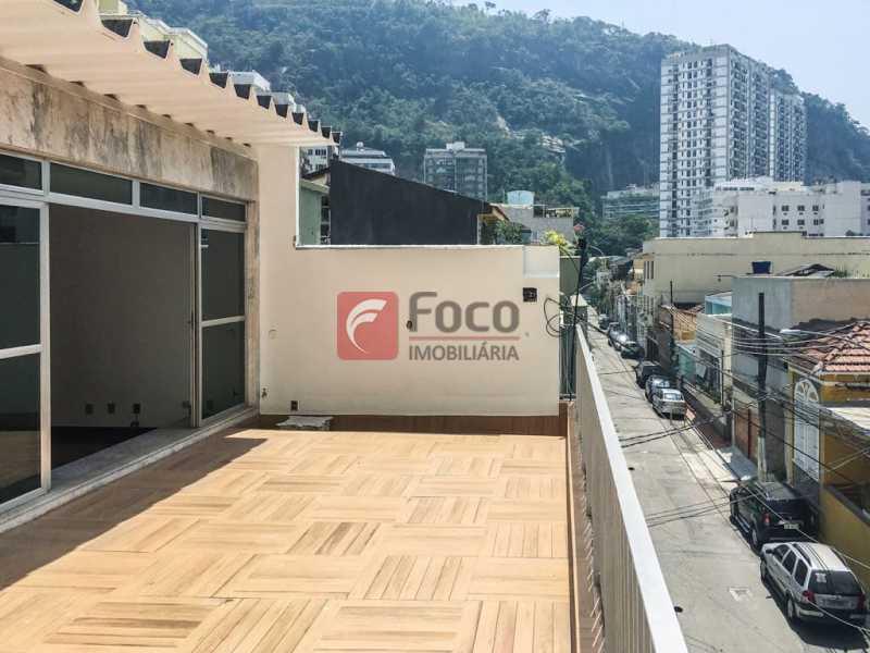 4 - Casa de Vila à venda Travessa Visconde de Morais,Botafogo, Rio de Janeiro - R$ 3.000.000 - JBCV50003 - 1