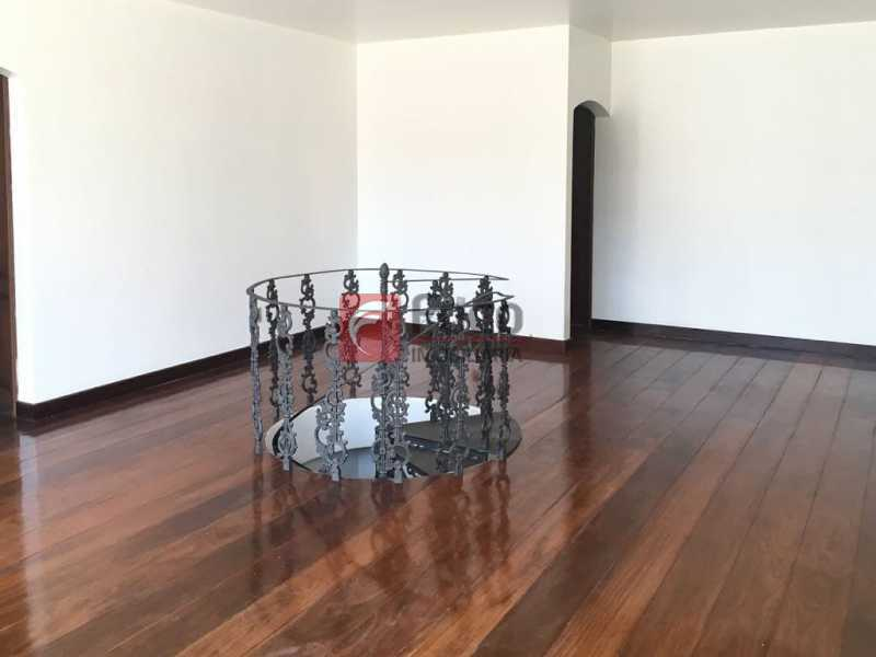 10 - Casa de Vila à venda Travessa Visconde de Morais,Botafogo, Rio de Janeiro - R$ 3.000.000 - JBCV50003 - 11