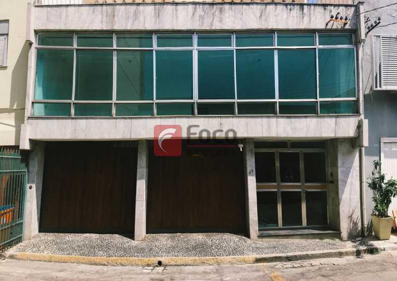 20 - Casa de Vila à venda Travessa Visconde de Morais,Botafogo, Rio de Janeiro - R$ 3.000.000 - JBCV50003 - 21