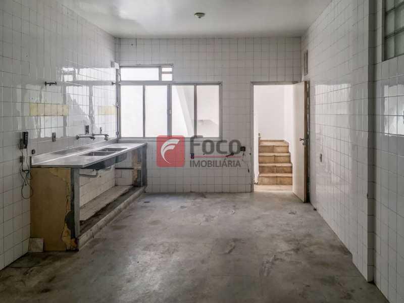 27 - Casa de Vila à venda Travessa Visconde de Morais,Botafogo, Rio de Janeiro - R$ 3.000.000 - JBCV50003 - 28