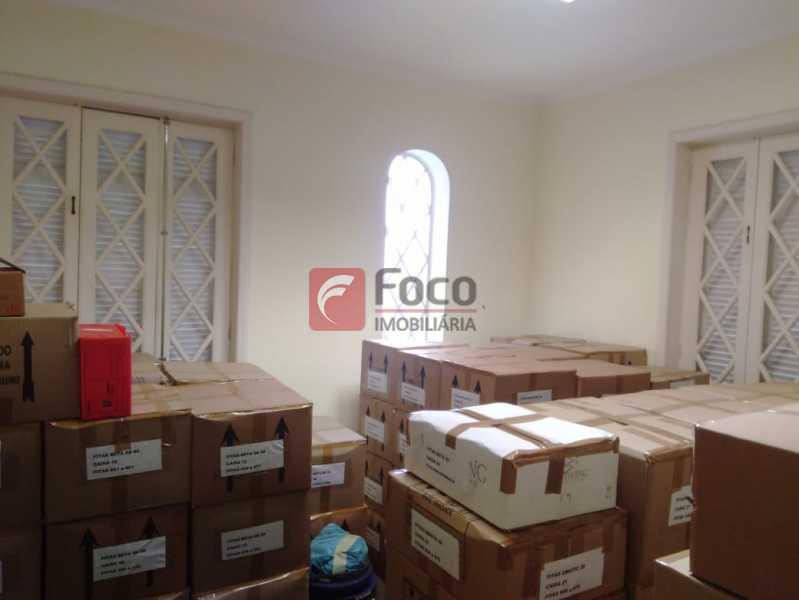 9 - Casa à venda Rua Osório de Almeida,Urca, Rio de Janeiro - R$ 5.000.000 - JBCA40068 - 10
