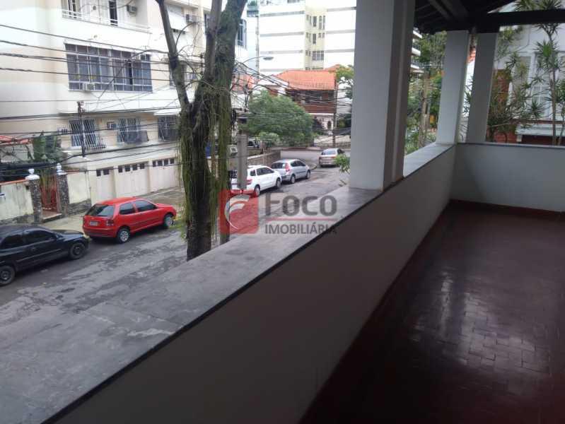 1 - Casa à venda Rua Osório de Almeida,Urca, Rio de Janeiro - R$ 5.000.000 - JBCA40068 - 4