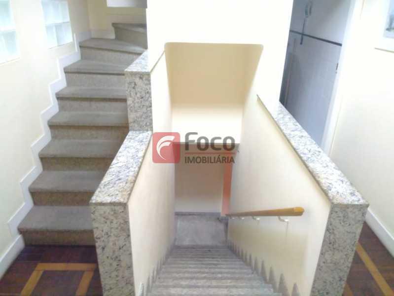 16 - Casa à venda Rua Osório de Almeida,Urca, Rio de Janeiro - R$ 5.000.000 - JBCA40068 - 17