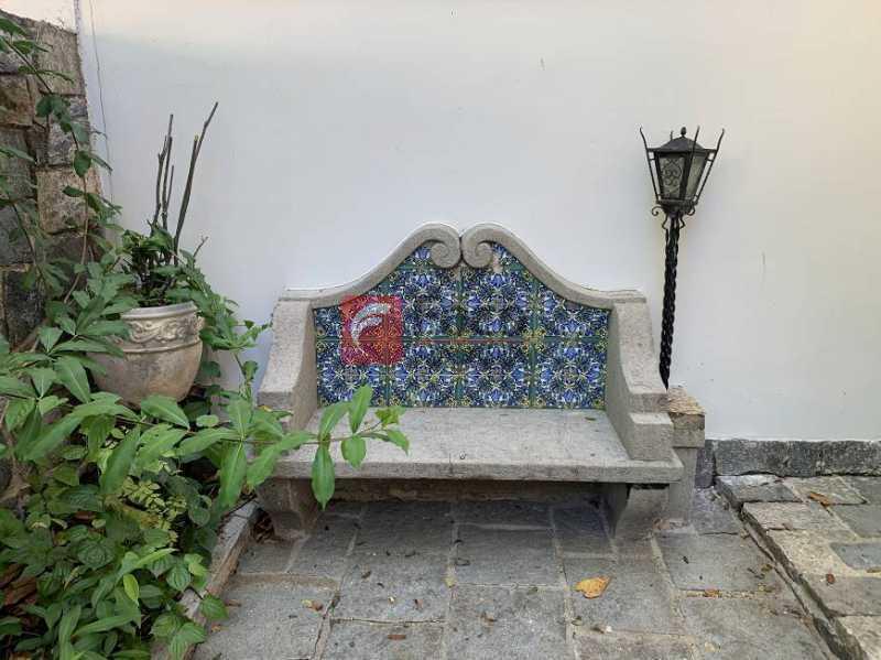 1 - Casa à venda Rua Otávio Correia,Urca, Rio de Janeiro - R$ 4.400.000 - JBCA50043 - 5