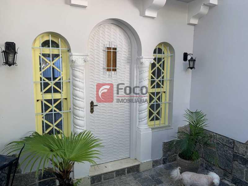 2 - Casa à venda Rua Otávio Correia,Urca, Rio de Janeiro - R$ 4.400.000 - JBCA50043 - 6