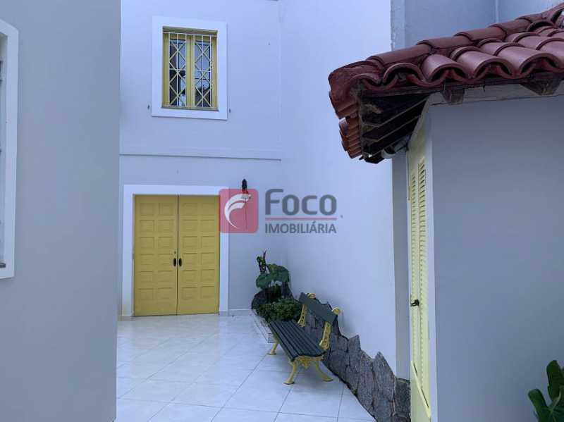 4 - Casa à venda Rua Otávio Correia,Urca, Rio de Janeiro - R$ 4.400.000 - JBCA50043 - 4