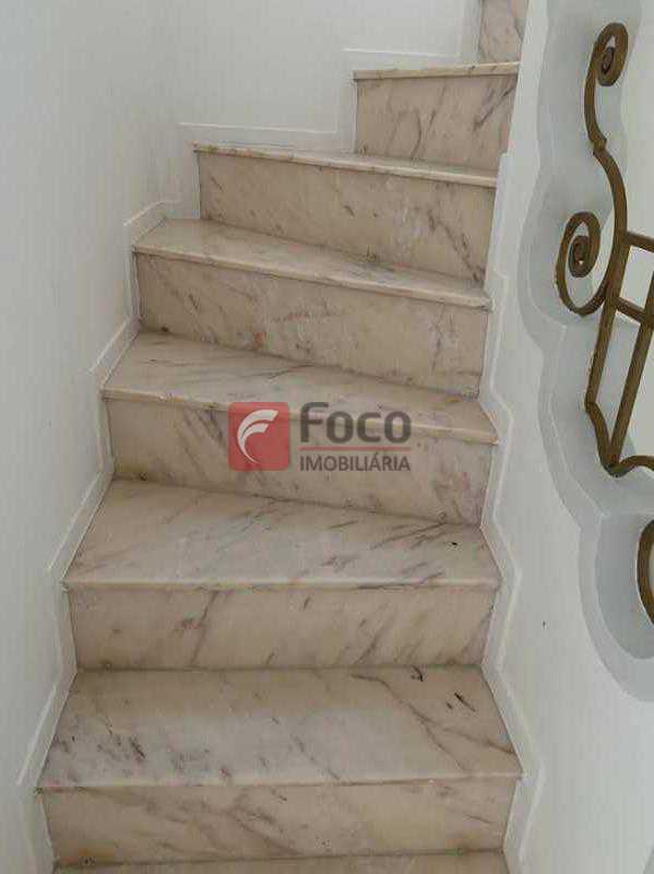 7 - Casa à venda Rua Otávio Correia,Urca, Rio de Janeiro - R$ 4.400.000 - JBCA50043 - 8