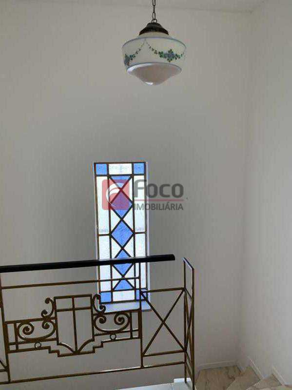 8 - Casa à venda Rua Otávio Correia,Urca, Rio de Janeiro - R$ 4.400.000 - JBCA50043 - 9