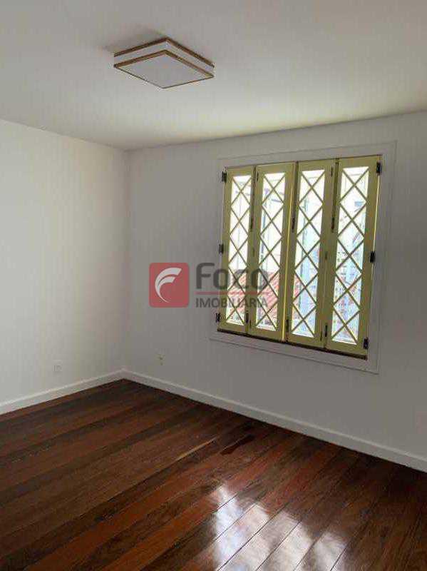10 - Casa à venda Rua Otávio Correia,Urca, Rio de Janeiro - R$ 4.400.000 - JBCA50043 - 11