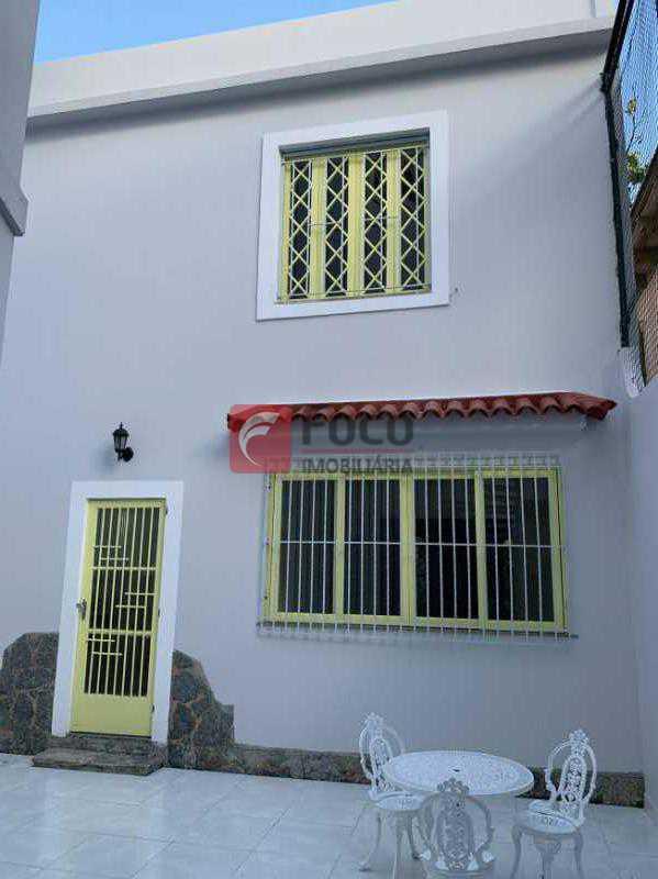 14 - Casa à venda Rua Otávio Correia,Urca, Rio de Janeiro - R$ 4.400.000 - JBCA50043 - 15