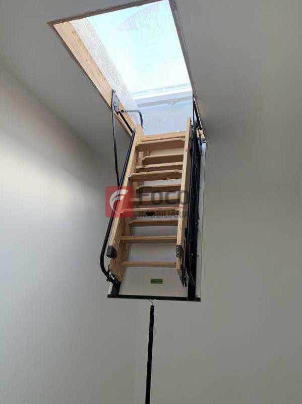 17 - Casa à venda Rua Otávio Correia,Urca, Rio de Janeiro - R$ 4.400.000 - JBCA50043 - 18