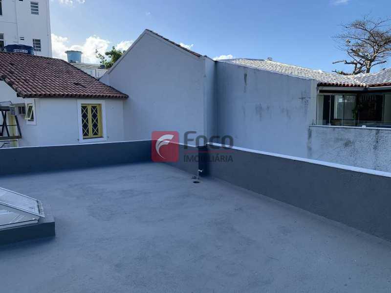 18 - Casa à venda Rua Otávio Correia,Urca, Rio de Janeiro - R$ 4.400.000 - JBCA50043 - 19