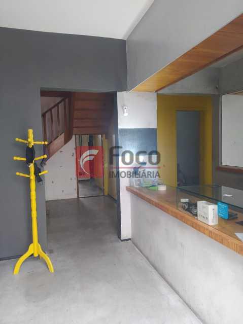 RECEPÇÃO - Casa Comercial 240m² à venda Rua Bambina,Botafogo, Rio de Janeiro - R$ 4.500.000 - JBCC130002 - 4