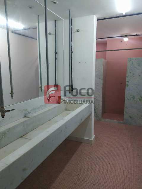 BANHEIRO COLETIVO - Casa Comercial 240m² à venda Rua Bambina,Botafogo, Rio de Janeiro - R$ 4.500.000 - JBCC130002 - 22