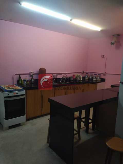 COZINHA - Casa Comercial 240m² à venda Rua Bambina,Botafogo, Rio de Janeiro - R$ 4.500.000 - JBCC130002 - 15