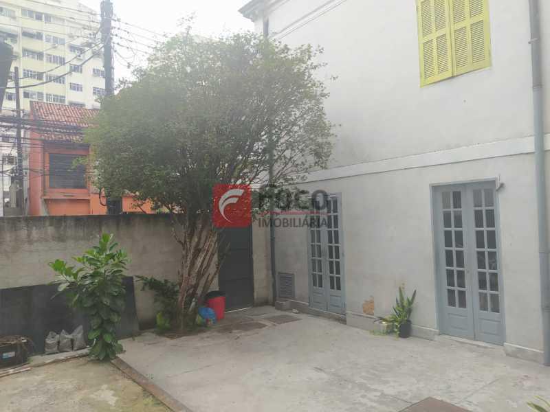PÁTIO - Casa Comercial 240m² à venda Rua Bambina,Botafogo, Rio de Janeiro - R$ 4.500.000 - JBCC130002 - 1