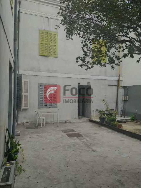 PÁTIO - Casa Comercial 240m² à venda Rua Bambina,Botafogo, Rio de Janeiro - R$ 4.500.000 - JBCC130002 - 3