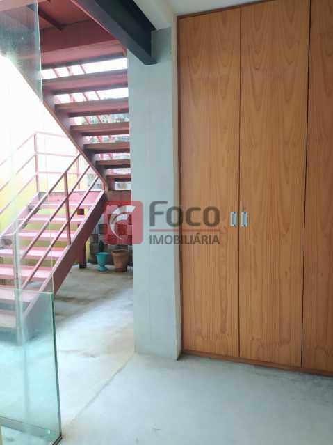 ESCADA - Casa Comercial 240m² à venda Rua Bambina,Botafogo, Rio de Janeiro - R$ 4.500.000 - JBCC130002 - 26