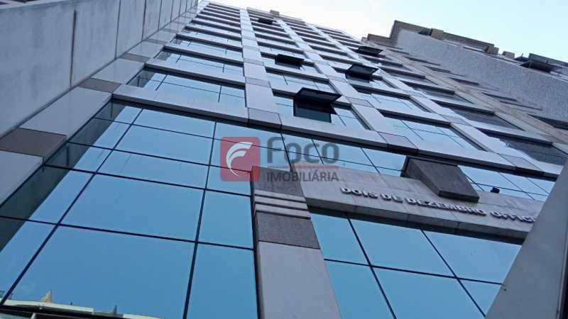 1 - Sala Comercial 28m² à venda Flamengo, Rio de Janeiro - R$ 450.000 - JBSL00094 - 1