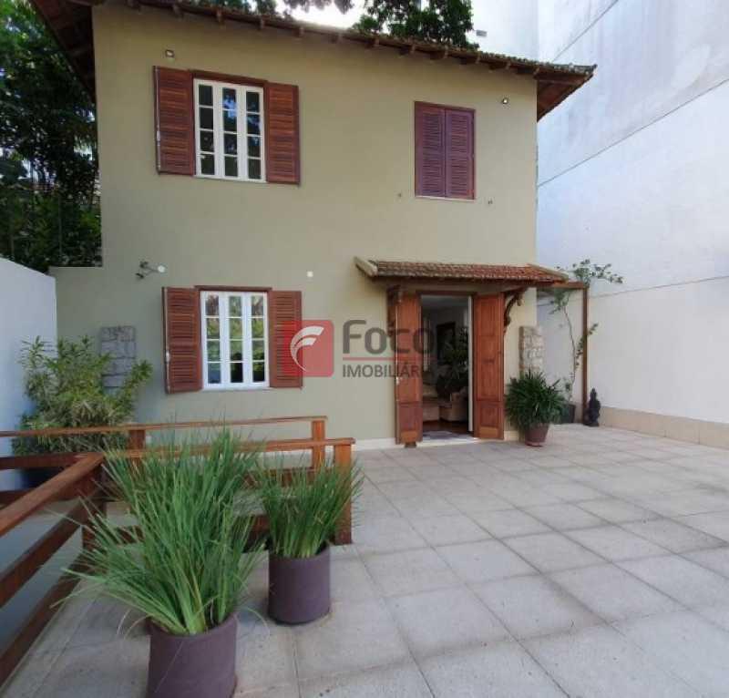 1 - Casa à venda Rua Corcovado,Jardim Botânico, Rio de Janeiro - R$ 6.970.000 - JBCA60021 - 15