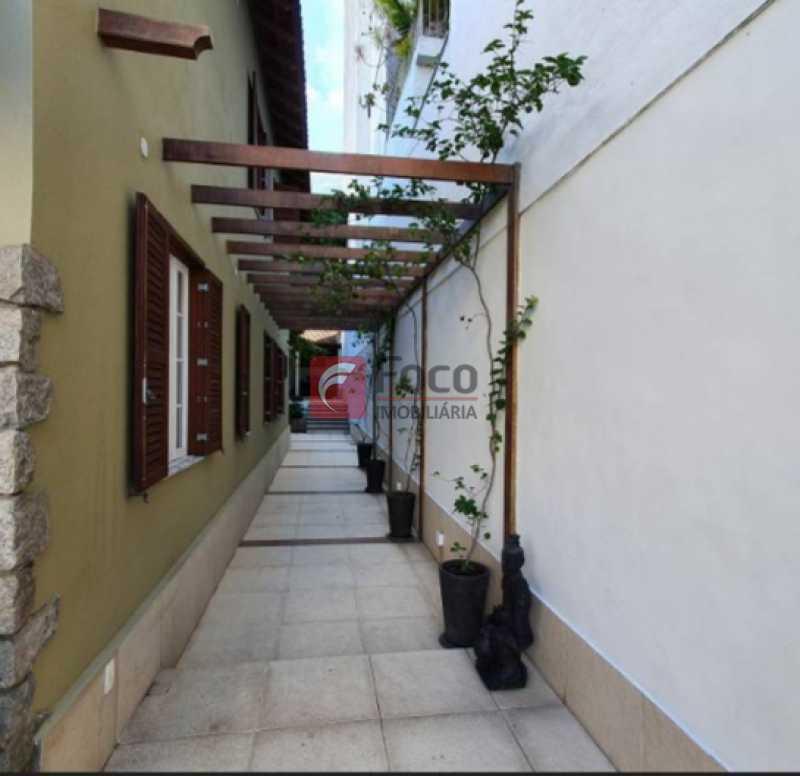 2 - Casa à venda Rua Corcovado,Jardim Botânico, Rio de Janeiro - R$ 6.970.000 - JBCA60021 - 3
