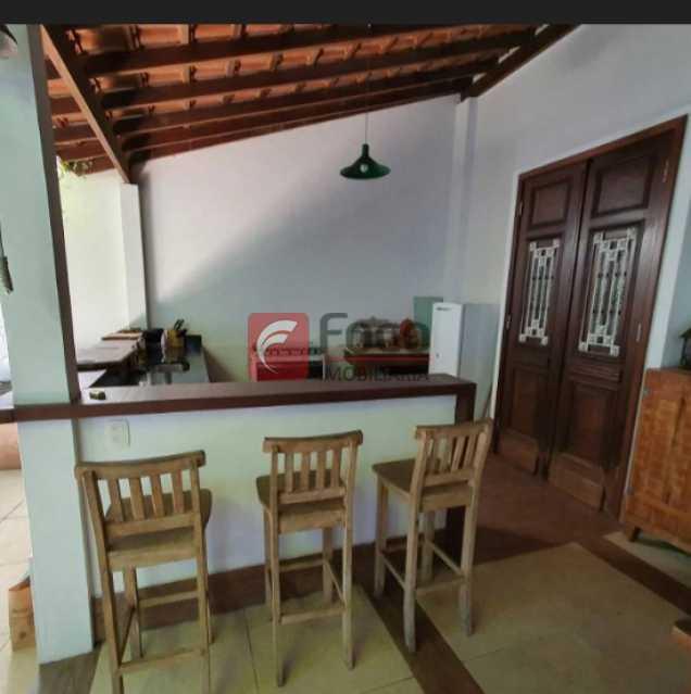 4 - Casa à venda Rua Corcovado,Jardim Botânico, Rio de Janeiro - R$ 6.970.000 - JBCA60021 - 5