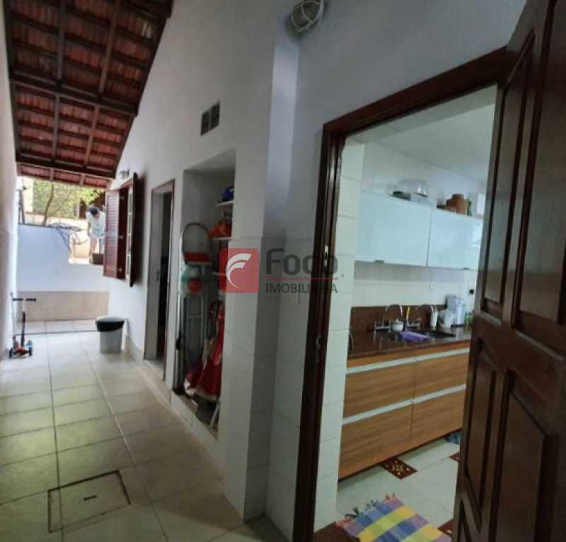5 - Casa à venda Rua Corcovado,Jardim Botânico, Rio de Janeiro - R$ 6.970.000 - JBCA60021 - 10