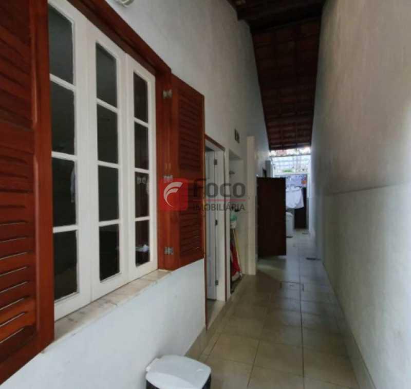 6 - Casa à venda Rua Corcovado,Jardim Botânico, Rio de Janeiro - R$ 6.970.000 - JBCA60021 - 8