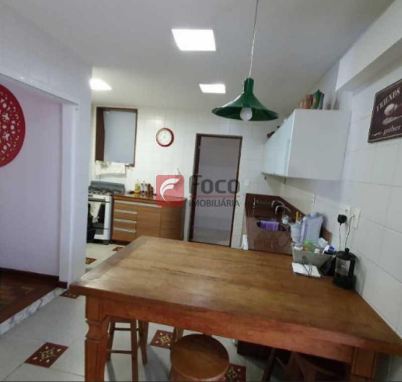 8 - Casa à venda Rua Corcovado,Jardim Botânico, Rio de Janeiro - R$ 6.970.000 - JBCA60021 - 9