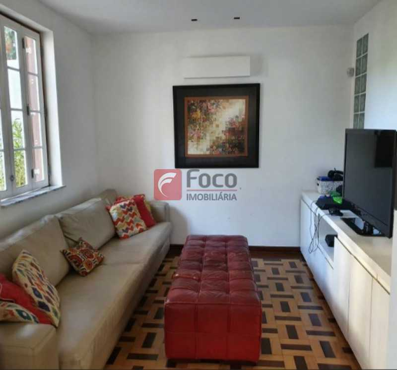 9 - Casa à venda Rua Corcovado,Jardim Botânico, Rio de Janeiro - R$ 6.970.000 - JBCA60021 - 7