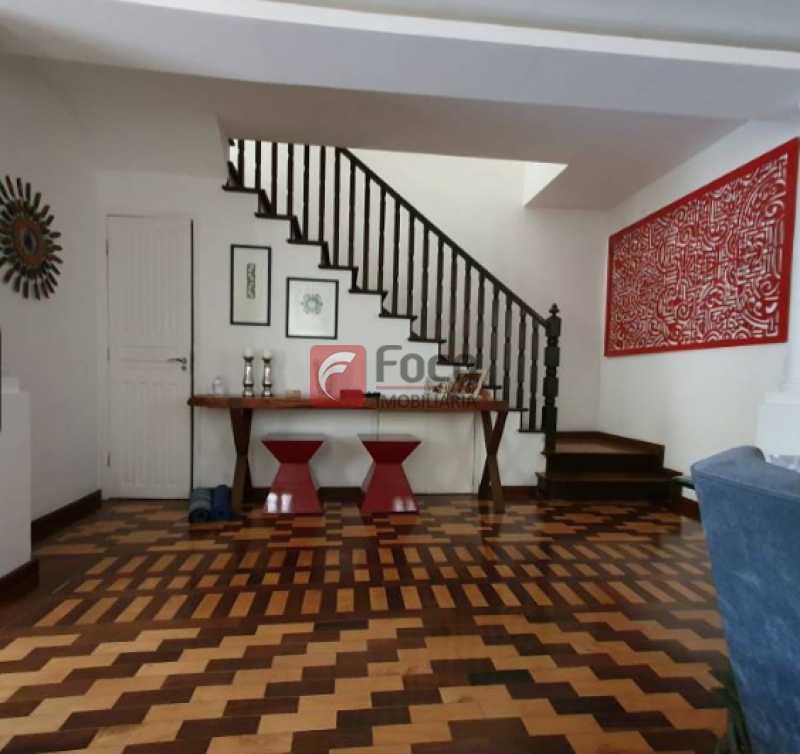 10 - Casa à venda Rua Corcovado,Jardim Botânico, Rio de Janeiro - R$ 6.970.000 - JBCA60021 - 6