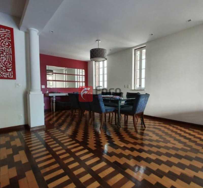 11 - Casa à venda Rua Corcovado,Jardim Botânico, Rio de Janeiro - R$ 6.970.000 - JBCA60021 - 11