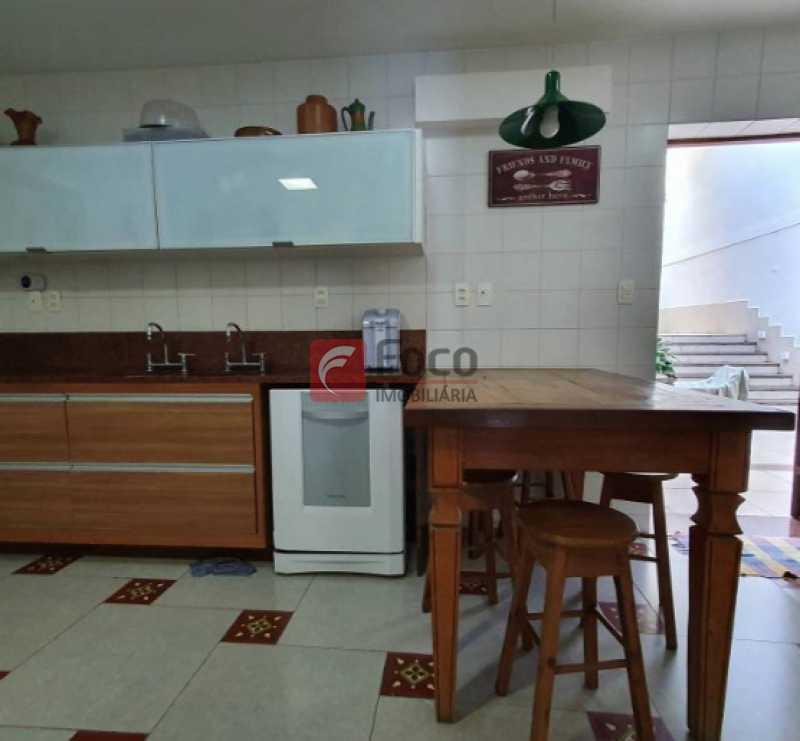 12 - Casa à venda Rua Corcovado,Jardim Botânico, Rio de Janeiro - R$ 6.970.000 - JBCA60021 - 12