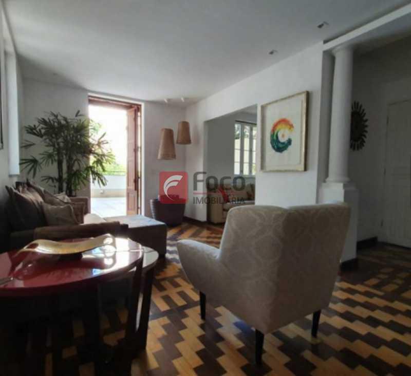14 - Casa à venda Rua Corcovado,Jardim Botânico, Rio de Janeiro - R$ 6.970.000 - JBCA60021 - 14