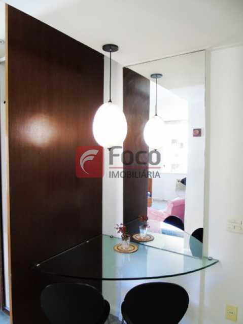 2 - Kitnet/Conjugado 30m² à venda Rua Getúlio das Neves,Jardim Botânico, Rio de Janeiro - R$ 450.000 - JBKI10037 - 7