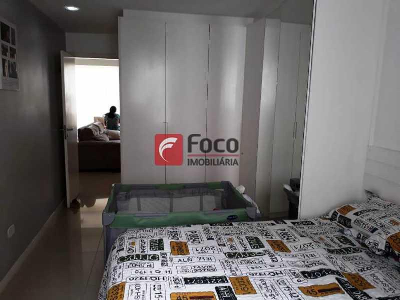 SUÍTE 1 - Cobertura à venda Rua Engenheiro Marques Porto,Humaitá, Rio de Janeiro - R$ 1.800.000 - JBCO30205 - 7