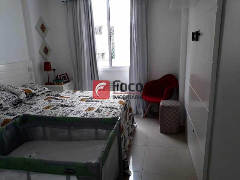 SUÍTE 1 - Cobertura à venda Rua Engenheiro Marques Porto,Humaitá, Rio de Janeiro - R$ 1.800.000 - JBCO30205 - 8