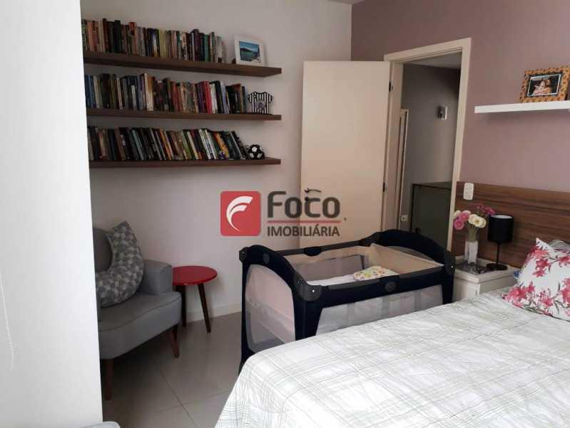 SUÍTE 2 - Cobertura à venda Rua Engenheiro Marques Porto,Humaitá, Rio de Janeiro - R$ 1.800.000 - JBCO30205 - 11