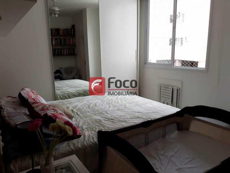 SUÍTE 2 - Cobertura à venda Rua Engenheiro Marques Porto,Humaitá, Rio de Janeiro - R$ 1.800.000 - JBCO30205 - 12