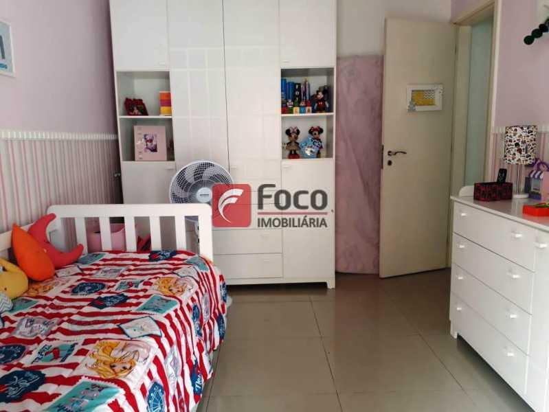 QUARTO  - Cobertura à venda Rua Engenheiro Marques Porto,Humaitá, Rio de Janeiro - R$ 1.800.000 - JBCO30205 - 22