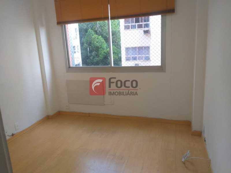 QUARTO  - Apartamento à venda Rua Major Rúbens Vaz,Gávea, Rio de Janeiro - R$ 1.250.000 - JBAP21290 - 5