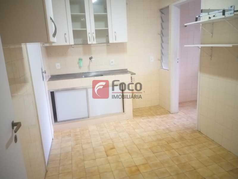COZINHA - Apartamento à venda Rua Major Rúbens Vaz,Gávea, Rio de Janeiro - R$ 1.250.000 - JBAP21290 - 11