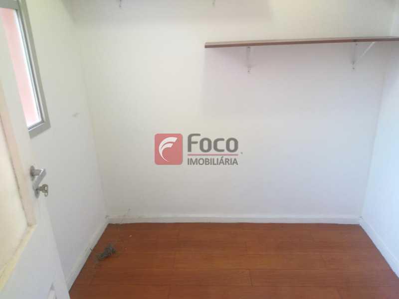 DEPENDÊNCIA - Apartamento à venda Rua Major Rúbens Vaz,Gávea, Rio de Janeiro - R$ 1.250.000 - JBAP21290 - 15