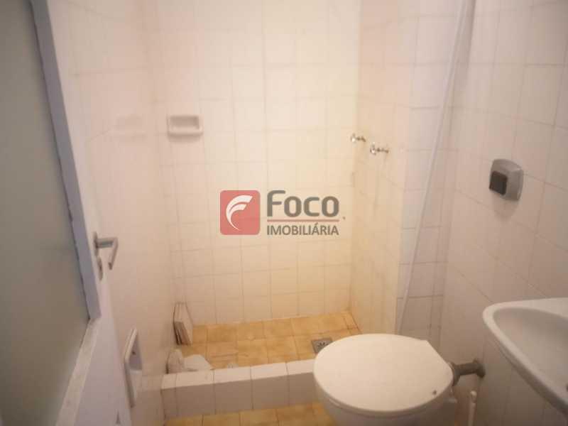 BANHEIRO DE SERVIÇO - Apartamento à venda Rua Major Rúbens Vaz,Gávea, Rio de Janeiro - R$ 1.250.000 - JBAP21290 - 16