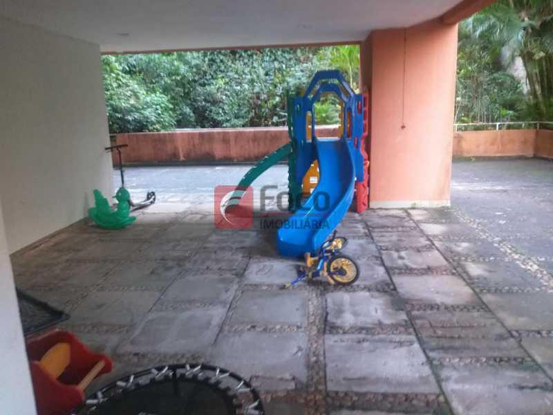 PLAY - Apartamento à venda Rua Major Rúbens Vaz,Gávea, Rio de Janeiro - R$ 1.250.000 - JBAP21290 - 20